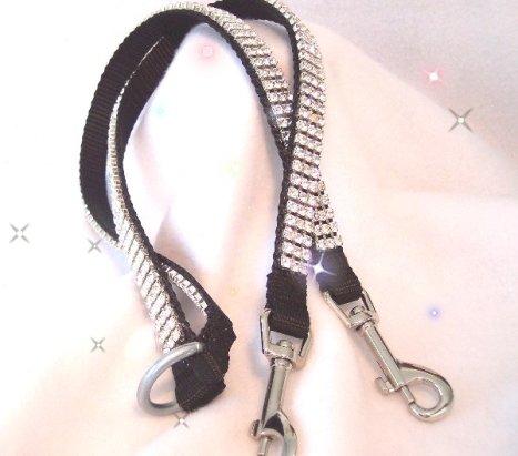 Jeweled black doublelead